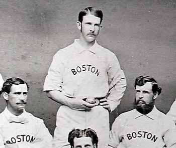 Al Spalding, el primer gran lanzador de las Grandes Ligas