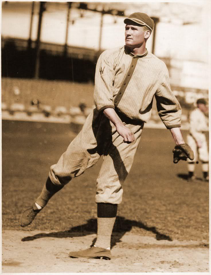 Walter Johnson, quizas el mejor pitcher de la historia